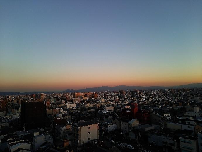 170126夕陽 (6)