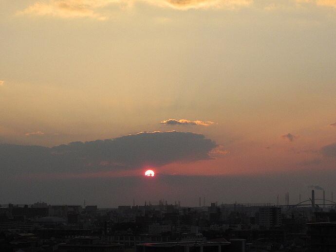 170130夕陽