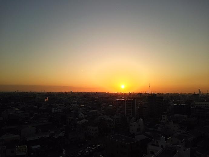 170204夕陽