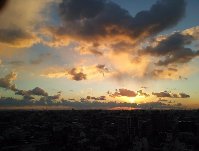 170210夕陽