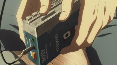 昭和元禄落語心中 5話SONY Walkman