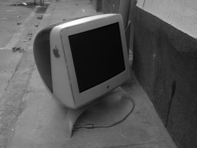 ゴミになったMac
