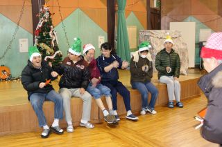 クリスマス会3