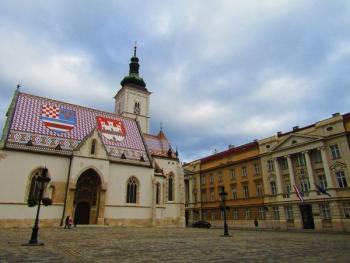 聖マルコ教会と国会
