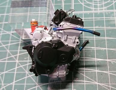 トリックスターH2R 15