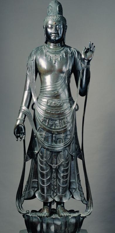 聖観世音菩薩坐像