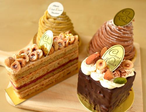 【ケーキ】シャンドワゾー_161022 (2)