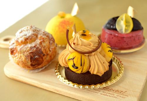 【ケーキ】カフェミクニズ_161120 (1)