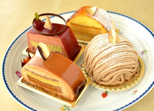 【ケーキ】カフェミクニズ_161120 (3)