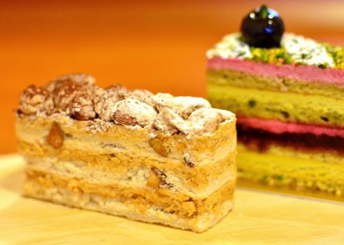 【ケーキ】アシッドラシーヌ「ルッスフォイユ」 (1)