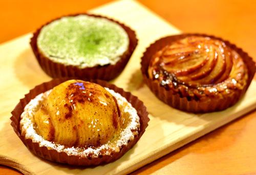 【ケーキ】アシッドラシーヌ「焼き菓子」 (1)
