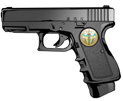銃デザイン
