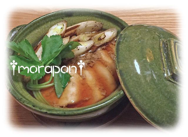 161120 葱鰤鍋