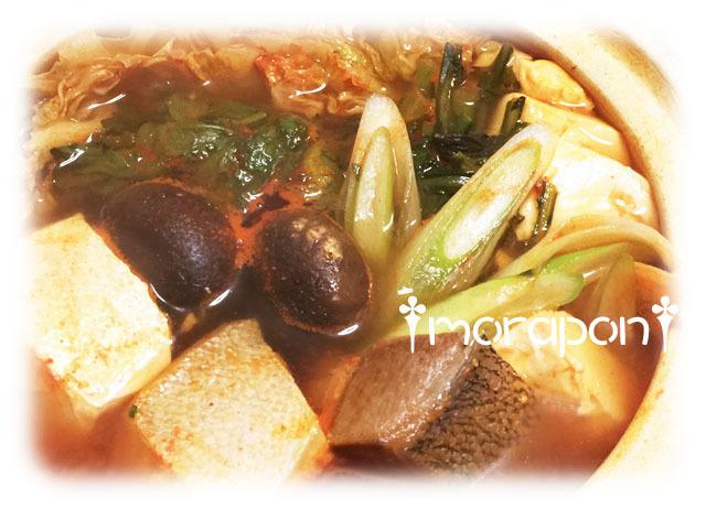 161204 鰤キムチ鍋