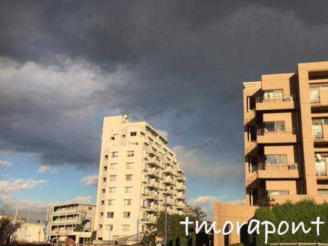 170113 雲を見ながら昼散歩-3
