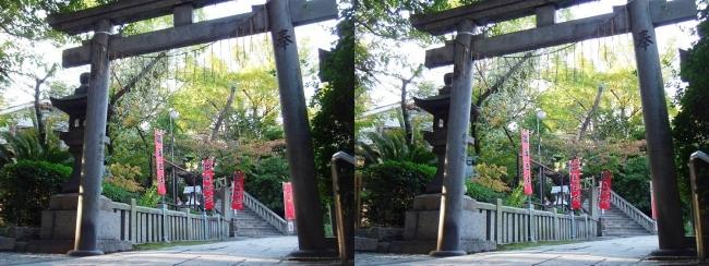 三光神社⑦(平行法)