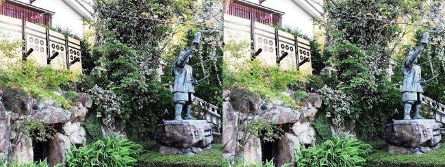 三光神社⑥(平行法)