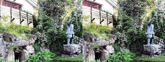 三光神社⑥(交差法)