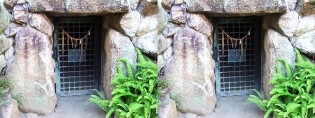 三光神社⑤(平行法)