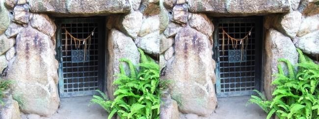 三光神社⑤(交差法)