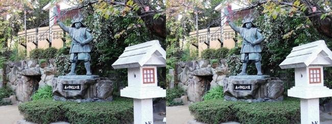 三光神社③(平行法)