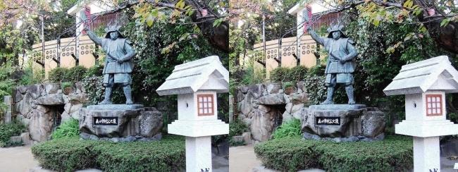 三光神社③(交差法)