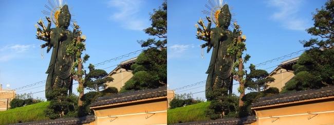 興徳寺②(交差法)