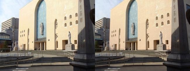 大阪カテドラル聖マリア大聖堂②(交差法)