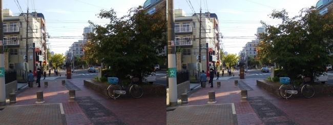 歴史の散歩道 森之宮勝山線③(平行法)