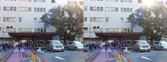 国立病院機構 大阪医療センター(平行法)