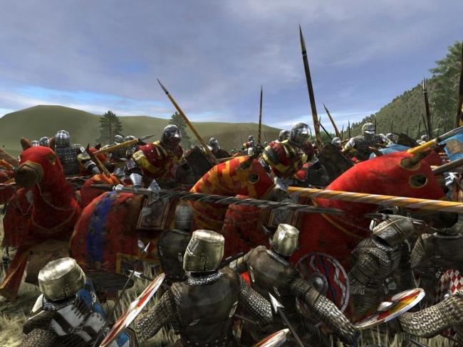 ファーストレギオン 中世の騎士(十字軍)