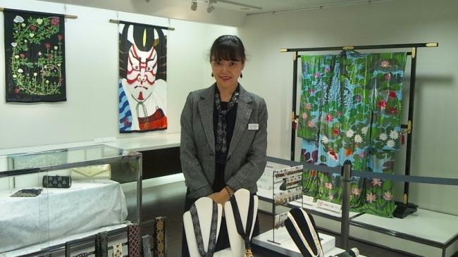 ビーズアーティスト金谷美帆 作品群