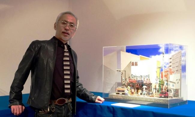 ペーパーアーティスト太田隆司「映画館の記憶」