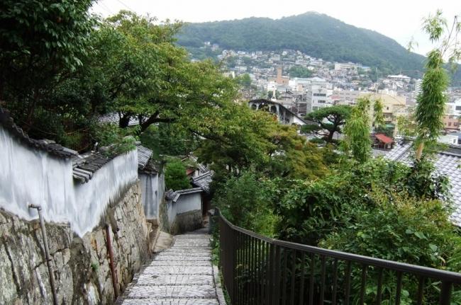 尾道の坂道②