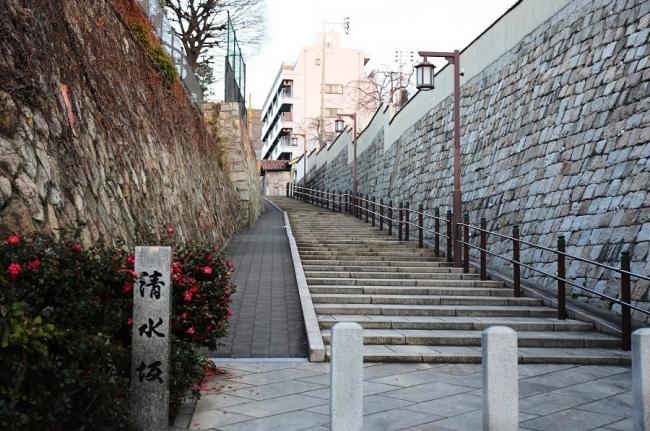 天王寺七坂-清水坂