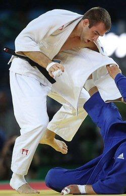 01b 250 judo match