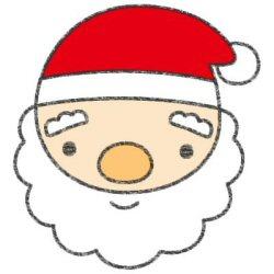01b 250 santa face