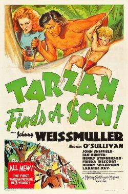 01a 250 Tarzan poster