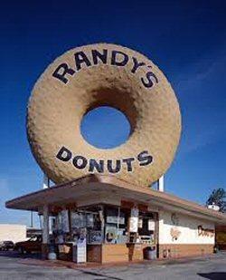 01a 250 doughnut shop