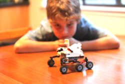 2c 250 Lego curiosity