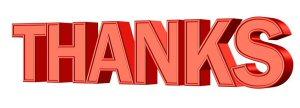 01 300 Thanks