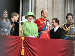 02a 250 Queen Elizabeth Ⅱ _ family