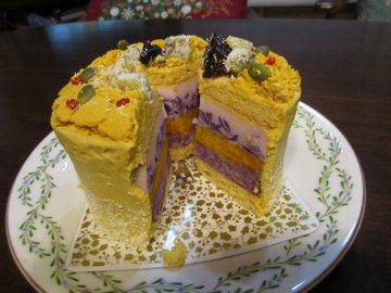 野菜ケーキ2