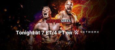 WWE SURVIVOR SERIES2016