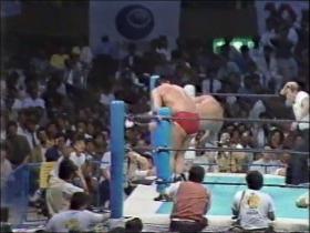 1986.5.30猪木vs坂口4