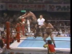 1985.7.28藤波vsスヌーカ1