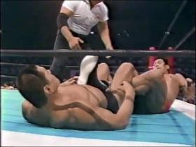 1986.5.30猪木vs坂口7