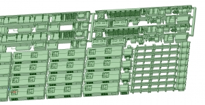 2600床下機器タイプ4 2621F【武蔵模型工房 Nゲージ 鉄道模型】-1