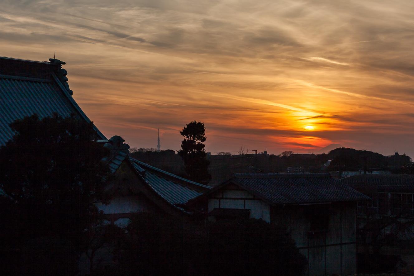 170128富士山とスカイツリー-1-3