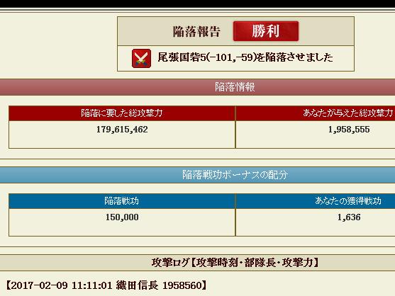 20170214101419報告書 - 戦国IXA